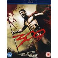 300 Blu-Ray On Blu-Ray With Gerard Butler - EE718016