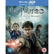 Harry Potter And The Deathly Hallows Part 2 - 3D DVD On Blu-Ray - EE718020