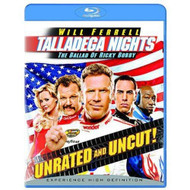 Talladega Nights T Blu-Ray On Blu-Ray With Michael Clarke Duncan - EE718021