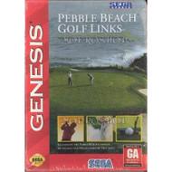 Pebble Beach Golf Links For Sega Genesis Vintage - EE718025