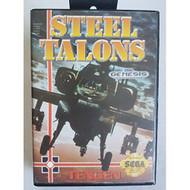 Steel Talons For Sega Genesis Vintage - EE718030