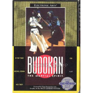 Budokan: The Martial Spirit Commodore Amiga For Sega Genesis Vintage - EE718043