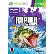 Rapala For Kinect For Xbox 360 With Manual and Case - EE560115