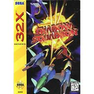 Shadow Squadron For Sega Genesis Vintage Shooter - EE586023
