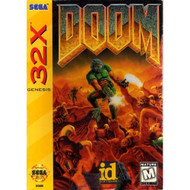 Doom 32X Shooter - EE718051