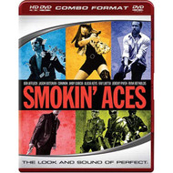 Smokin' Aces Combo And Standard DVD On HD DVD - EE718052