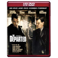 The Departed Combo And Standard DVD On HD DVD - EE718053
