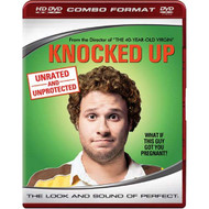 Knocked Up Combo And Standard DVD On HD DVD - EE718054