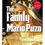 The Family By Mario Puzo And Philip Bosco Reader On Audiobook CD - EE718055