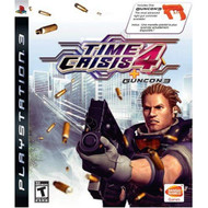 Time Crisis 4 Includes Guncon 3 For PlayStation 3 PS3 OJP811 - EE718061