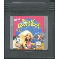 Barbie Ocean Discovery On Gameboy - EE42222