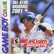 All Star Baseball 2001 On Gameboy Color - EE574033