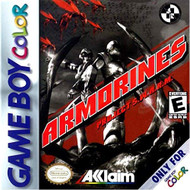 Armorines: Project Swarm On Gameboy Color - EE718106