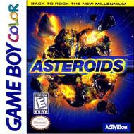 Asteroids Game Boy Color On Gameboy Arcade - EE718110