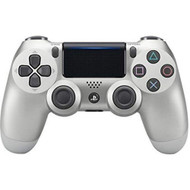 Dualshock 4 Wireless Controller For PlayStation 4 Silver - ZZ718111