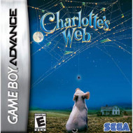 Charlotte's Web For GBA Gameboy Advance Action - EE543325