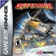 Defender For GBA Gameboy Advance Shooter - EE718122
