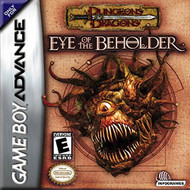 Dungeons And Dragons: Eye Of The Beholder For GBA Gameboy Advance - EE718128