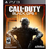 Call Of Duty: Black Ops III Standard Edition For PlayStation 3 PS3 COD - EE567763