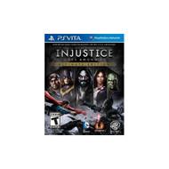 Injustice: Gods Among US Ultimate Edition PlayStation Vita Standard - EE590852