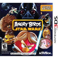 Angry Birds Star Wars Nintendo For 3DS With Manual and Case - EE718138