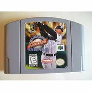 Major League Baseball Featuring Ken Griffey Jr For N64 Nintendo With - EE718147