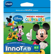 Innotab Software Disney's Mickey Mouse Clubhouse For Vtech - EE718155
