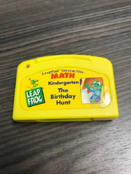The Birthday Hunt Game Cartridge For Leap Frog LeapPad - EE718157
