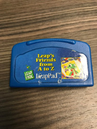 Leap's Friends From A To Z For Leap Frog LeapPad - EE718159