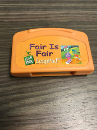 Fair Is Fair For Leap Frog LeapPad - EE718163