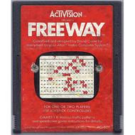 Freeway 2600 Video Game Cartridge For Atari Vintage Arcade - EE718218