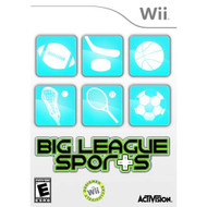 Big League Sports For Wii Baseball - EE641222