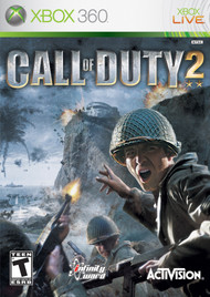 Call Of Duty 2 For Xbox 360 COD - EE718255