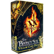 Pk Cards Trading Card Game The Broken Seal Yellow Core Deck TCG - EE718279
