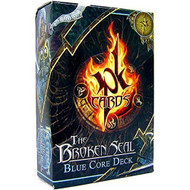 Pk Cards Trading Card Game The Broken Seal Blue Core Deck TCG - EE718282