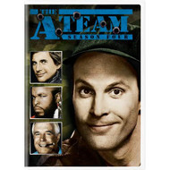 The A-Team: Season 4 On DVD With George Peppard - EE718293
