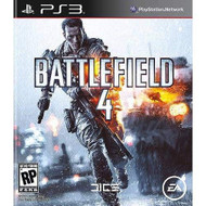 Battlefield 4 For PlayStation 3 PS3 With Manual and Case - EE678350