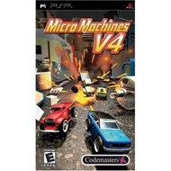 Micro Machines V4 Sony For PSP UMD Flight - EE718328