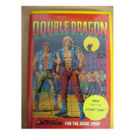 Double Dragon: 2600 For Atari Vintage - EE718329