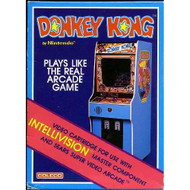 Donkey Kong For Intellivision - EE718330