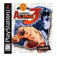 Street Fighter Alpha 3 PS1 For PlayStation 1 With Manual and Case - EE718334