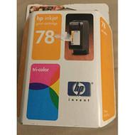 HP C6578AN C6578DN C6578DN 78 Inkjet Cartridge Inkcart NO.78 Tri-Color - EE718351