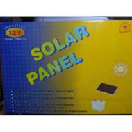 Ly Solar Panel 41144 - 12-VOLT 5-watt Amorphous Silicon Solar Module - EE718352