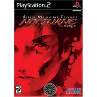 Shin Megami Tensei Nocturne For PlayStation 2 PS2 RPG With Manual and - EE718357