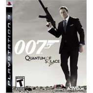007 Quantum Of Solace For PlayStation 3 PS3 Shooter - EE718375
