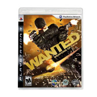 Wanted: Weapons Of Fate For PlayStation 3 PS3 Shooter - EE718377