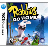 Rabbids Go Home For Nintendo DS DSi 3DS 2DS - EE718422