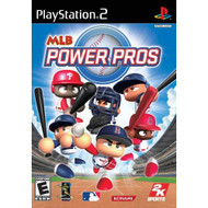 MLB Power Pros For PlayStation 2 PS2 Baseball - EE718427