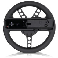 Dreamgear Nintendo Wii Racing Wheel Plus For Wii And Memory Card - EE718521
