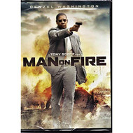 Man On Fire By 20th Century Fox On DVD - EE718545